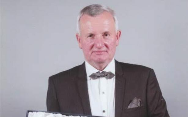 Ocenění v soutěži Manažer čtvrtstoletí pro Jana Hůdu z Rybářství Třeboň