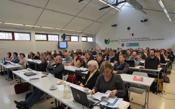 Odborný seminář Ochrana zdraví ryb 2018