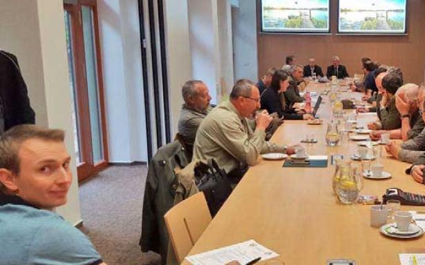 Květnové Plenární zasedání se uskutečnilo v Brně na Mendelově univerzitě