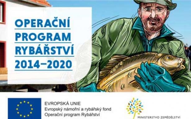 Operační program Rybářství 2014–2020 vstupuje do závěrečných let implementace