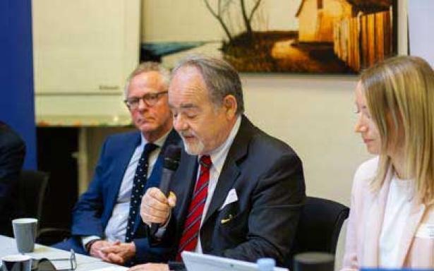 Květnové zasedání FEAP proběhlo již pod taktovkou nového vedení